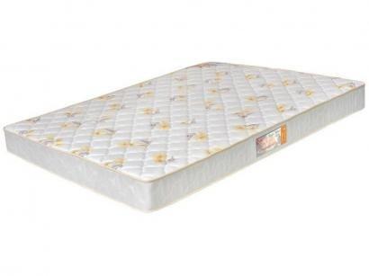 Colchão Casal Castor Espuma D-28 15cm de Altura - Sleep Max