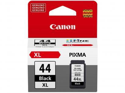 Cartucho de Tinta Canon PG 44XL Preto - Original