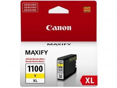 Cartucho de Tinta Canon Amarelo - PGI 1100XL