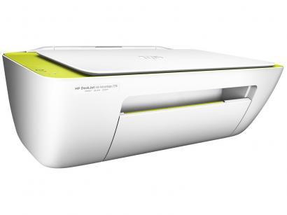 Impressora Multifuncional HP Ink Advantage Ultra - 2136 Jato de Tinta Colorida