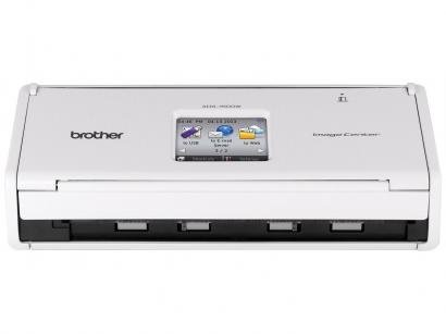 Scanner de Mesa Brother ADS1500W - Colorido Wi-Fi