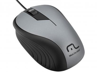 Mouse Óptico 1200dpi - Multilaser MO225