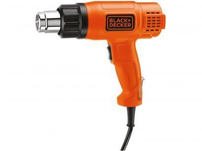 Soprador Térmico Black&Decker HG1500-BR - 1500W 2 Temperaturas
