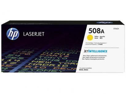 Toner HP Amarelo 508A LaserJet - Original