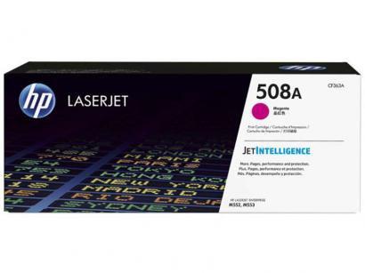 Toner HP Magenta 508A LaserJet - Original