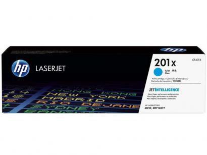 Toner HP Ciano 201X LaserJet - Original