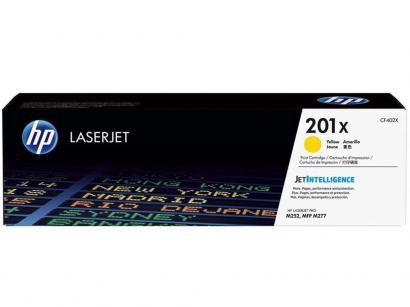 Toner HP Amarelo 201X LaserJet - Original