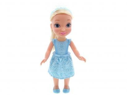Boneca Disney Princesas Minha Primeira Princesa - Cinderela 33cm Mimo