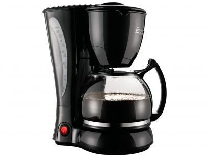 Cafeteira Elétrica Lenoxx Master 30 Xícaras - Preto