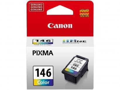 Cartucho de Tinta Canon CL-146 - Colorido
