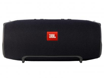Caixa de Som Bluetooth Portátil JBL Xtreme 40W - USB À Prova de Respingos dágua