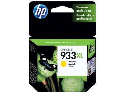 Cartucho de Tinta HP Amarelo 933 XL - Original para HP 7510