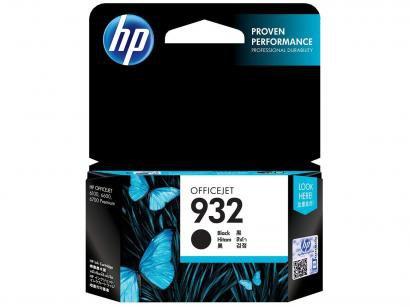 Cartucho de Tinta HP Preto 932 Officejet - Original