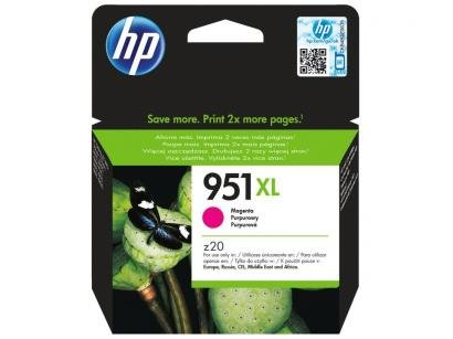 Cartucho de Tinta HP Magenta 951 XL - Original
