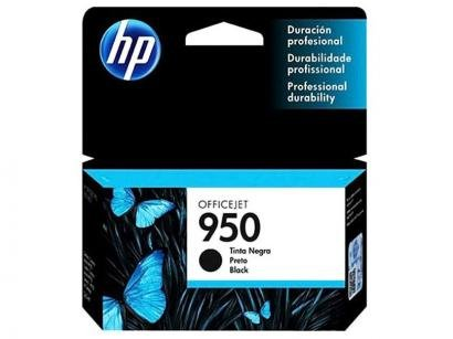 Cartucho de Tinta HP Preto 950 Officejet - Original