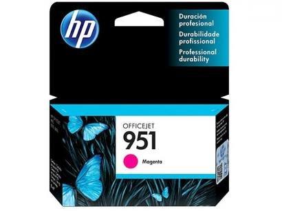 Cartucho de Tinta HP Magenta 951 - Original