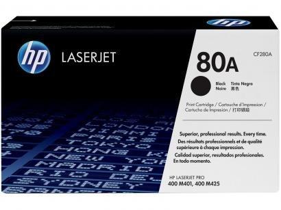 Toner HP Preto 80A LaserJet - Original