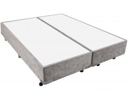 Box para Colchão Queen Size Sealy Bipartido - 37cm de Altura Miami