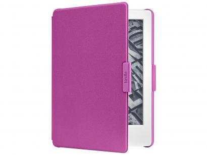 Capa para Kindle 8ª Geração Couro Rosa - AO0517 Amazon
