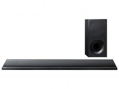 Soundbar Sony HT-NT5 230W RMS 5.1 Canais - com Subwoofer HDMI USB Wi-Fi NFC