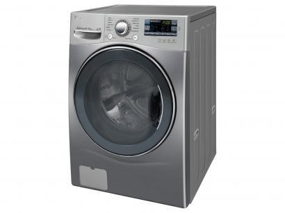 Lava e Seca LG 14kg Top Gun WD1014RD7 - 12 Programas de Lavagem Água Quente