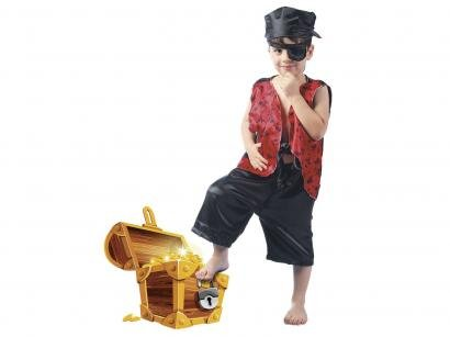 Fantasia Infantil Pirata - G Sid-Nyl