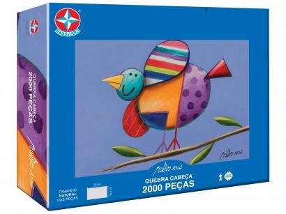 Quebra-cabeça 2000 Peças Gustavo Rosa - Estrela