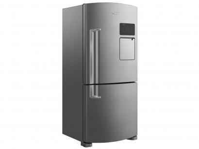 Geladeira/Refrigerador Brastemp Frost Free Evox - Inverse 565L Maxi BRV80AKANA