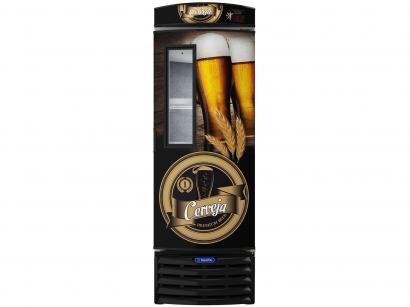 Cervejeira Metalfrio Vertical 497L - VN50FL 1 Porta