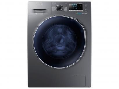 Lava e Seca Samsung 10,2kg Inox WD6000 - 13 Programas de Lavagem