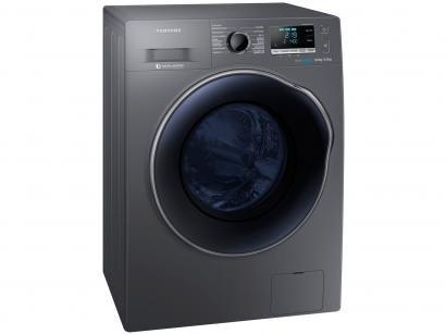 Lava e Seca Samsung 9kg Inox WD6000 - WD90J6410AX 13 Programas de Lavagem