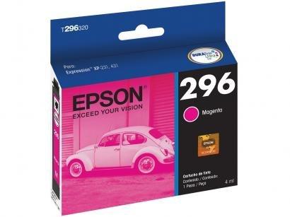 Cartucho de Tinta Epson Magenta DURABrite Ultra - Ink Original P/ Expression...