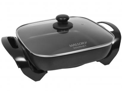 Panela Elétrica Mallory Gourmet 1200W 3L - Controle de Temperatura