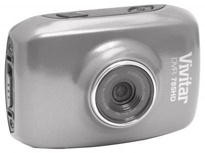 Filmadora Vivitar DVR785HD HD Esportiva 5MP - Conexão Mini USB com Caixa...