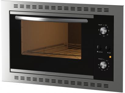 Forno de Embutir Elétrico Nardelli N450 - 45L Timer