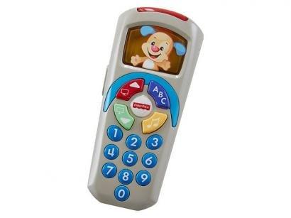 Controle Remoto de Brinquedo - Fisher-Price DLH40