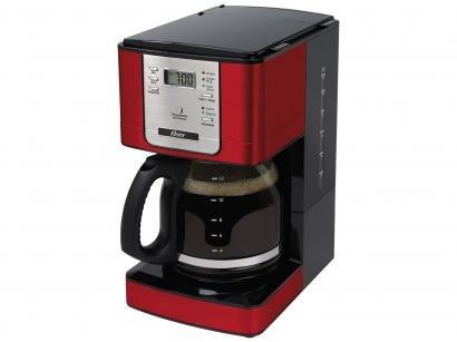 Cafeteira Elétrica Oster 4401R 24 Xícaras - Vermelho
