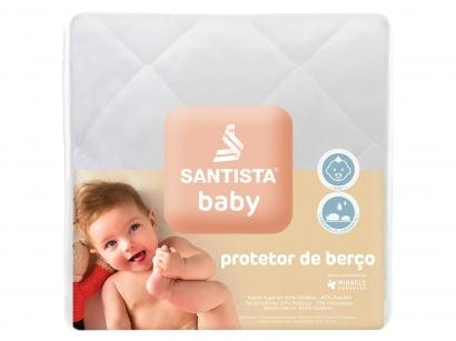 Protetor para Colchão Infantil Baby - Santista