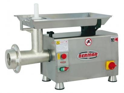 Moedor Industrial de Carne Boca - BBermar M 78 NR PF