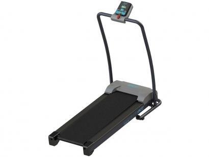 Esteira Eletrônica Act! Home Fitness Classic CLE10 - Dobrável Vel. Máxima 8km/h