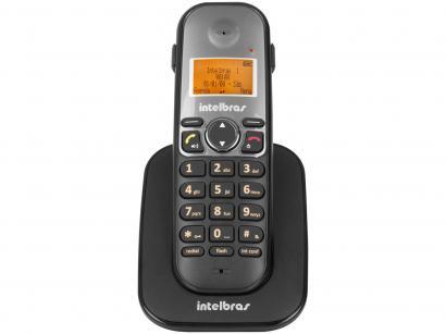 Ramal Sem Fio Digital Intelbras TS 5121 - para Base TS 5120 com Identificador...