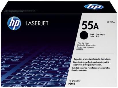 Toner HP Preto 55A LaserJet - Original