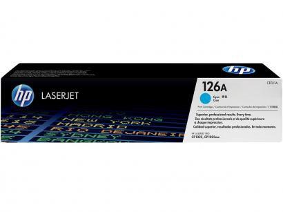 Toner HP Ciano 126A LaserJet - Original