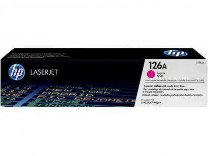 Toner HP Magenta 126A LaserJet - Original