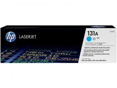 Toner HP Ciano 131A LaserJet - Original