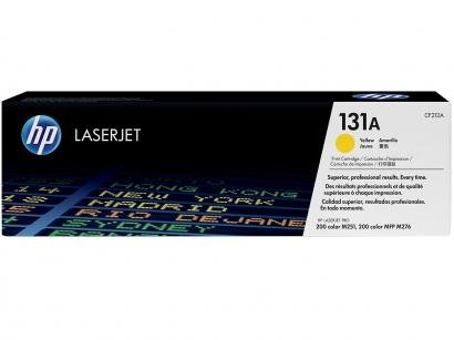 Toner HP Amarelo 131A LaserJet - Original
