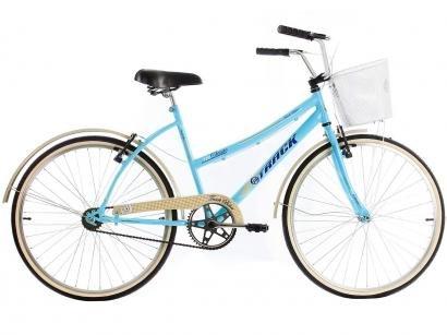 Bicicleta Track & Bikes Classic Plus - Aro 26 Freio V-brake Nylon