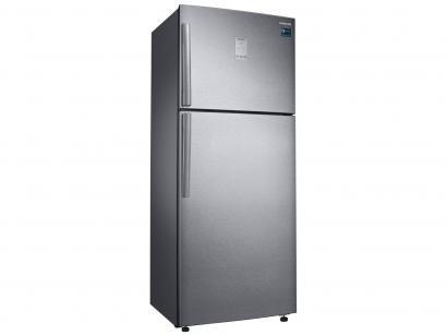 Geladeira/Refrigerador Samsung Frost Free Inox - Duplex 453L Twin Cooling Plus...