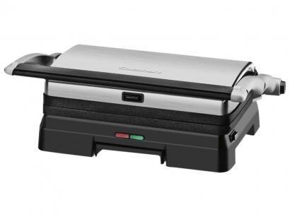 Grill Cuisinart Panini Press GR-11 - Retangular 1200W