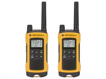 Rádio Comunicador Talkabout Motorola T400BR - 30 Km 26 Canais